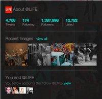 Twitter agregará a tu perfil una galería de imágenes