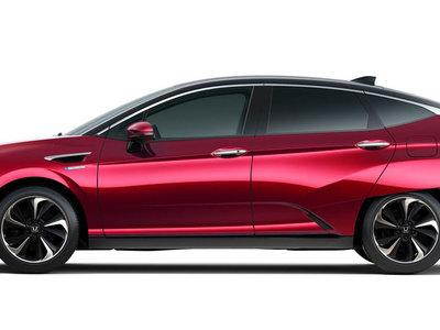 El Honda Clarity Fuel Cell alcanza 589 kilómetros de autonomía según la EPA