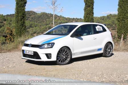 Volkswagen Polo R WRC, presentación y prueba (parte 1)