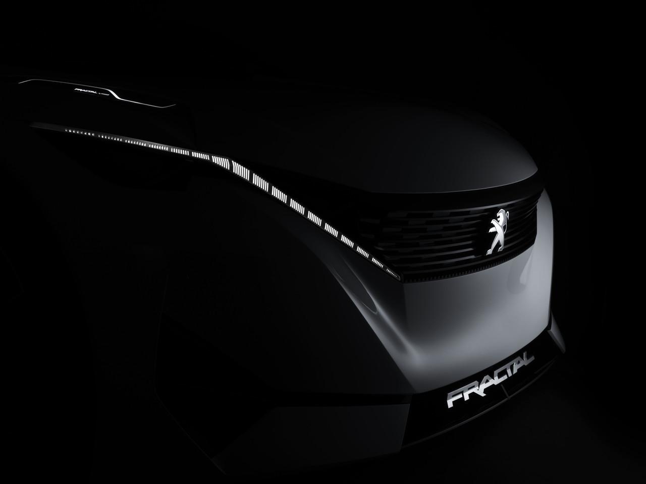 Foto de Peugeot Fractal Concept (22/71)
