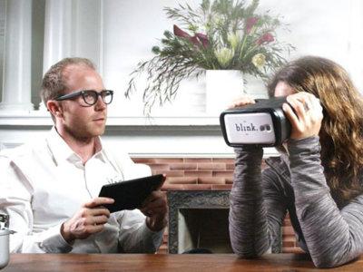 Se acabó ir al oftalmólogo, tus próximas gafas te las recomendará Blink y un smartphone