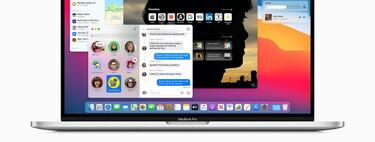 macOS Big Sur 11.3 añade ligeras mejoras visuales y de control para las aplicaciones de iPadOS