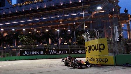 GP de Singapur de Fórmula 1: Jaime Alguersuari sale desde el pit-lane y termina en duodécima posición