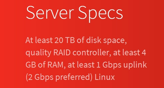 Mega Servers