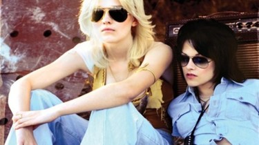 "Kristen Stewart y Dakota Fanning, muy rockeras para ""The Runaways"""