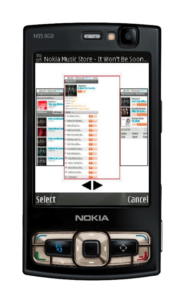 Foto de Nokia N95 de 8 GB (5/8)