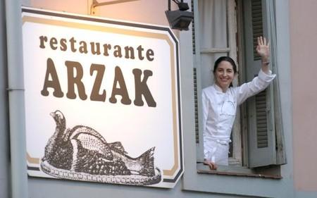 Elena Arzak Fachada