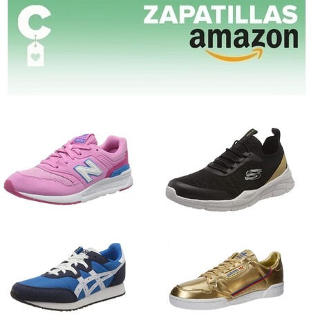 Chollos en tallas sueltas de zapatillas Adidas, New Balance o Puma por menos de 40 euros  en Amazon