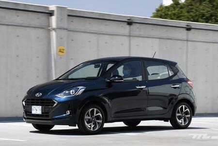 Hyundai Grand I10 Mexico Opiniones Prueba 7