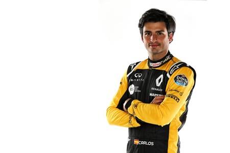 Presentado el Renault R.S.18: el coche con el que Carlos Sainz tiene mucho que demostrar