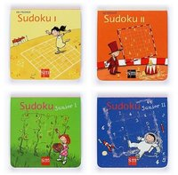 """Mi primer sudoku"", para pequeños matemáticos"