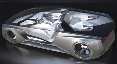 Audi presenta su prototipo del futuro para la película El Juego de Ender