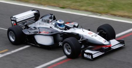McLaren MP4_13