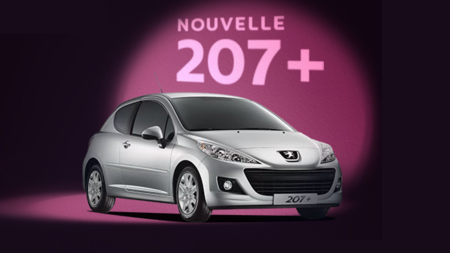 Peugeot 207+, resistiendo a morir