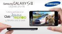 Y ahora, gana un Samsung Galaxy S II en el Club Xataka Android