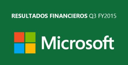 Resultados financieros de Microsoft: Ventas de Surface y Lumia siguen aumentando, pero los beneficios bajan