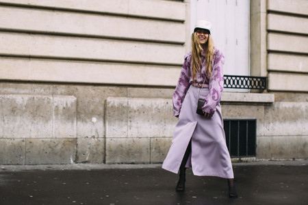 14 prendas lila de H&M para las que aún no sabíamos cómo atrevernos con el color del verano y necesitamos un empujón
