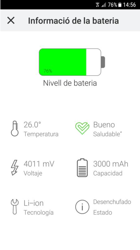 Info De Bateria