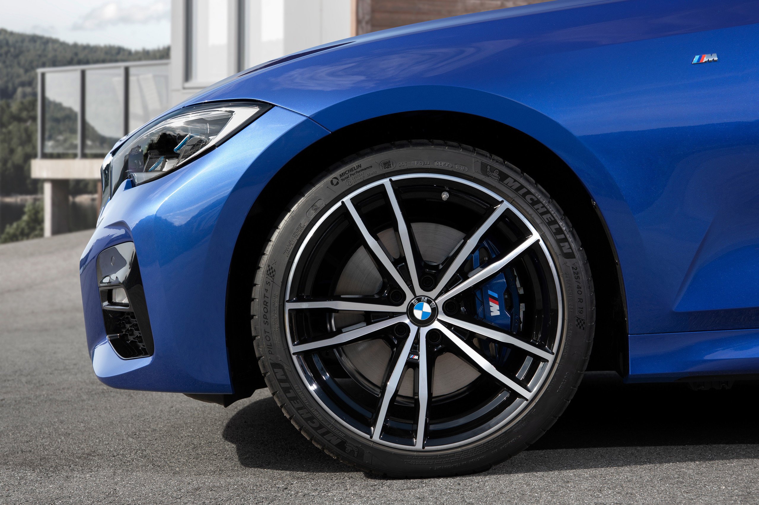 Foto de BMW Serie 3 sedán (8/13)