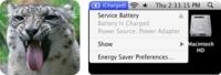 Snow Leopard podría afectar las baterías de algunos MacBook Pro