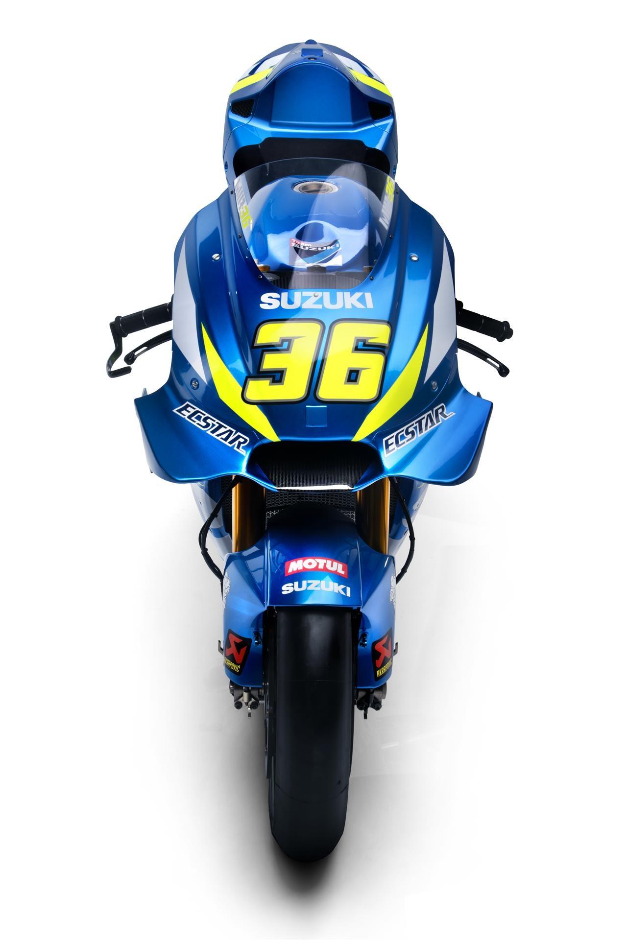 Foto de Presentación MotoGP Suzuki 2019 (7/60)