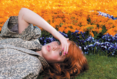 Florence Welch elige para Yoox.com