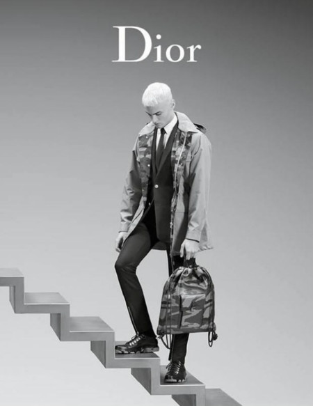Dior Homme 2016 Spring Summer Campaign Baptiste Giabiconi 003