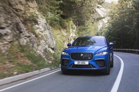 Jaguar F Pace Svr 2021 007