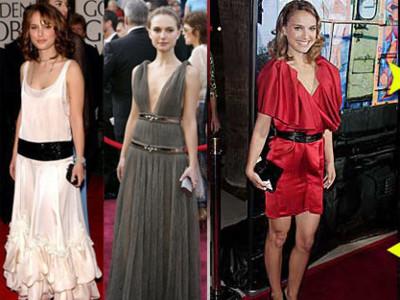 Natalie Portman la mejor vestida del año según InStyle