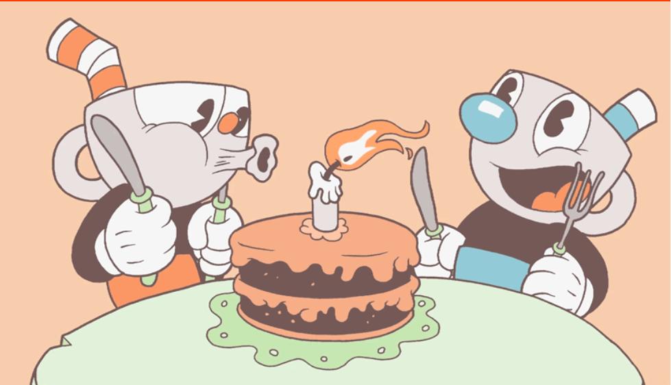 Cuphead celebra su primer aniversario mostrando Jay & a Slushi, su prototipo en Flash