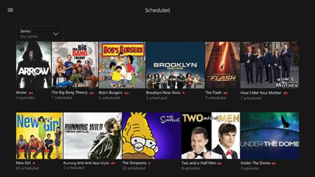 Grabacion Tv Xbox