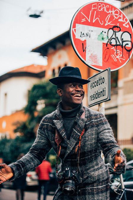 El mejor street-style de la semana: complementos contra el frío