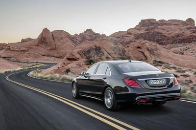 Mercedes-Benz Clase S 2013: expectativas
