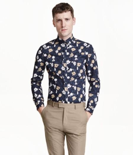 H&M se suma a la tendencia floral