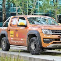 Proyecto Amarok V6 Panamericana, de Alaska hasta Argentina, recorriendo 22,500 kilómetros