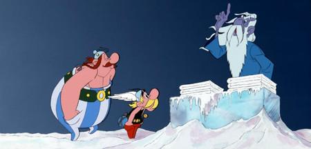 Las doce pruebas de Asterix 4