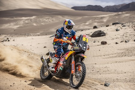 Matthias Walkner Dakar 2019