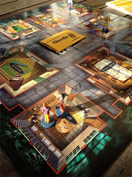 El Cluedo: un juego que ayuda a los niños a tomar decisiones