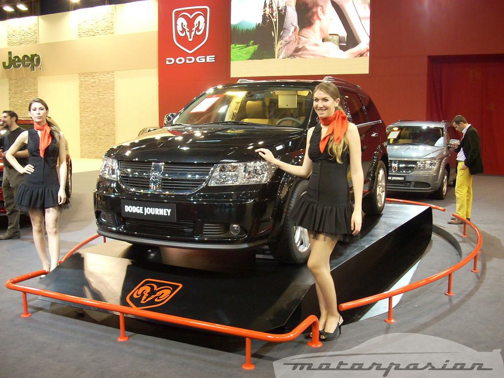 Foto de Dodge en el Salón de Madrid (1/12)