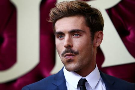 Zac Efron trae de regreso el cabello platinado para adoptarlo como tu nuevo gran look