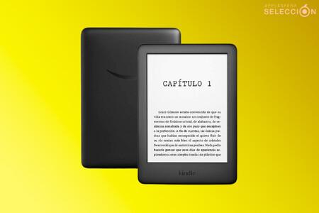 Lee sin cansarte la vista con el Kindle de Amazon: toda tu biblioteca en la mano por 74,99 euros