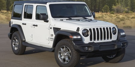Jeep regresa a la vida al Wrangler Freedom Edition