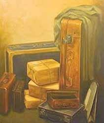 Las maletas en los ritos de fin de año
