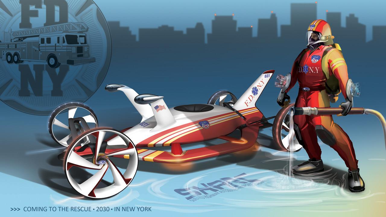 Foto de Los Angeles Auto Show Design Challenge 2012 (43/44)