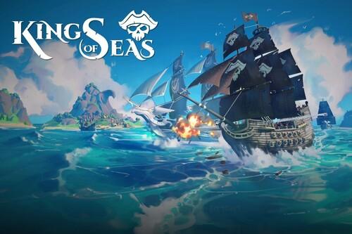 La demo de King of Seas me ha ofrecido la mezcla de conceptos que tanto esperaba sobre los piratas. Y con pizca de roguelite