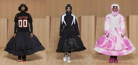 Louis Vuitton Presenta Su Coleccion De Primavera 2022 Amen Break Debutando Una Nueva Colaboracion Con Nike 2