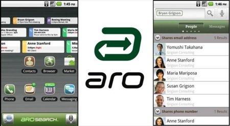 Aro, mejorando la inteligencia de los móviles gracias al cloud computing