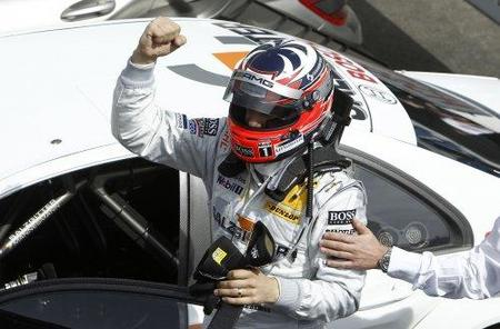 Gary Paffett y Mercedes dominan Hockenheim. Miguel Molina puntúa en su debut