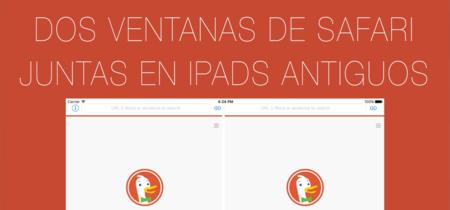 Webpad lleva la pantalla partida a cualquier tipo de iPad