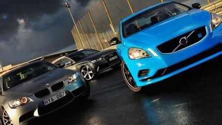 El Volvo S60 Polestar se enfrenta al BMW M3 y al Audi RS4